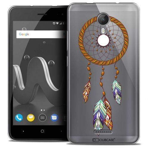 "Coque Crystal Gel Wiko Jerry 2 (5"") Extra Fine Dreamy - Attrape Rêves Shine"