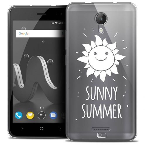 "Coque Crystal Gel Wiko Jerry 2 (5"") Extra Fine Summer - Sunny Summer"