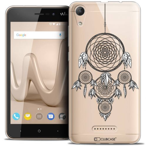 "Coque Crystal Gel Wiko Lenny 4 (5"") Extra Fine Dreamy - Attrape Rêves NB"