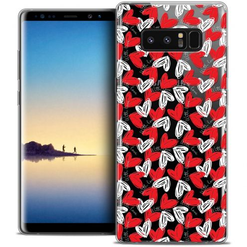 "Coque Crystal Gel Samsung Galaxy Note 8 (6.3"") Extra Fine Love - With Love"