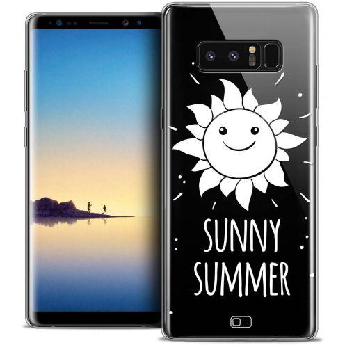 "Coque Crystal Gel Samsung Galaxy Note 8 (6.3"") Extra Fine Summer - Sunny Summer"