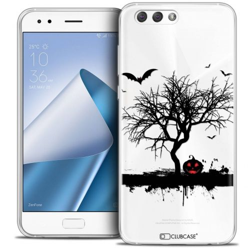 "Coque Crystal Gel Asus Zenfone 4 ZE554KL (5.5"") Extra Fine Halloween - Devil's Tree"
