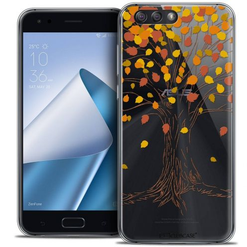 "Coque Crystal Gel Asus Zenfone 4 ZE554KL (5.5"") Extra Fine Autumn 16 - Tree"