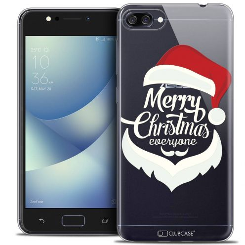 "Coque Crystal Gel Asus Zenfone 4 MAX ZC520KL (5.2"") Extra Fine Noël 2017 - Merry Everyone"