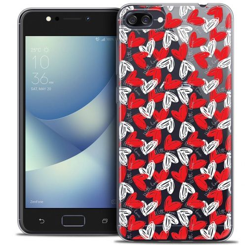 "Coque Crystal Gel Asus Zenfone 4 MAX ZC520KL (5.2"") Extra Fine Love - With Love"