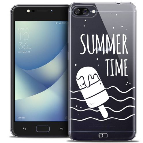 "Coque Crystal Gel Asus Zenfone 4 MAX ZC520KL (5.2"") Extra Fine Summer - Summer Time"