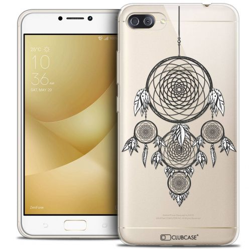 "Coque Crystal Gel Asus Zenfone 4 MAX PLUS / Pro ZC554KL (5.5"") Extra Fine Dreamy - Attrape Rêves NB"