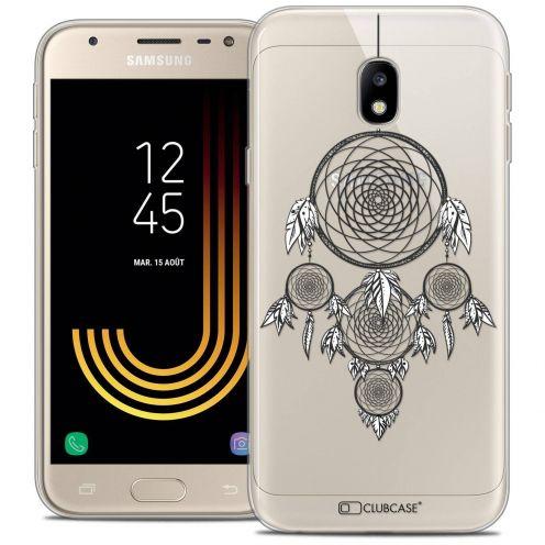 """Coque Crystal Gel Samsung Galaxy J3 2017 J320 (5"""") Extra Fine Dreamy - Attrape Rêves NB"""