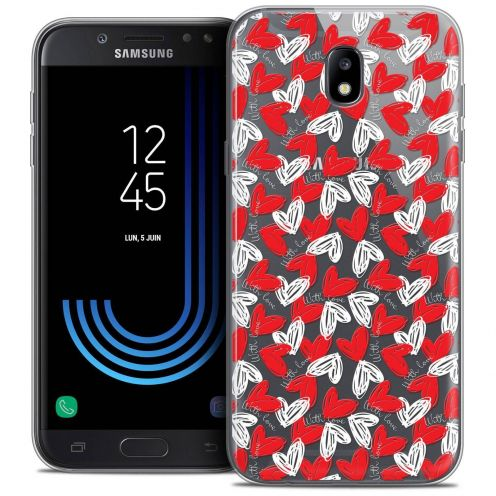 "Coque Crystal Gel Samsung Galaxy J5 2017 J530 (5.2"") Extra Fine Love - With Love"