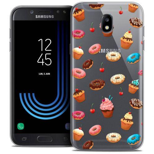 "Coque Crystal Gel Samsung Galaxy J5 2017 J530 (5.2"") Extra Fine Foodie - Donuts"