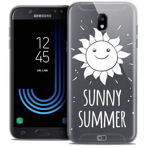 "Coque Crystal Gel Samsung Galaxy J5 2017 J530 (5.2"") Extra Fine Summer - Sunny Summer"