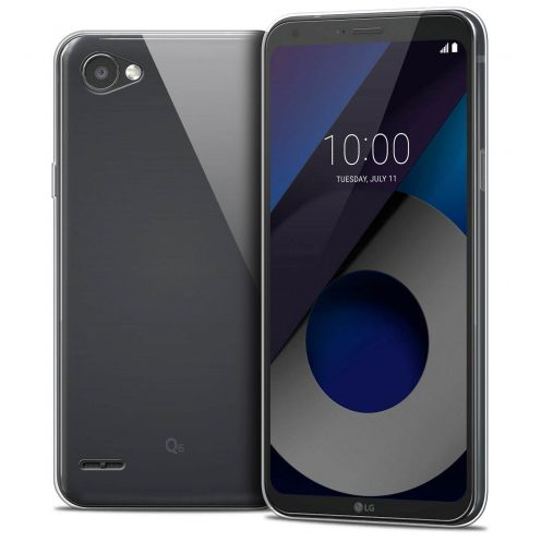 """Coque LG Q6 (5.5"""") Extra Fine Souple Crystal Clear"""