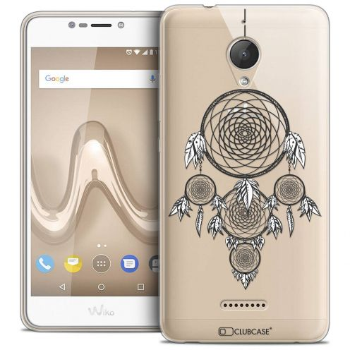 "Coque Crystal Gel Wiko Tommy 2 PLUS (5.5"") Extra Fine Dreamy - Attrape Rêves NB"