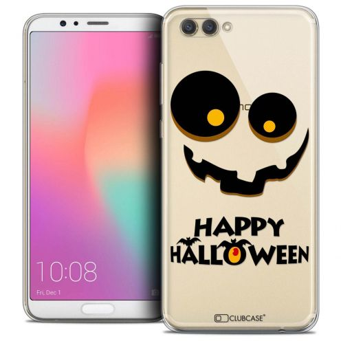 """Coque Crystal Gel Honor View 10 / V10 (6"""") Extra Fine Halloween - Happy"""