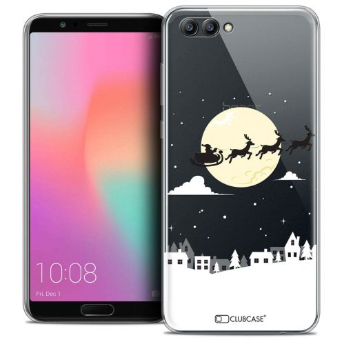 """Coque Crystal Gel Honor View 10 / V10 (6"""") Extra Fine Noël 2017 - Flying Stanta"""