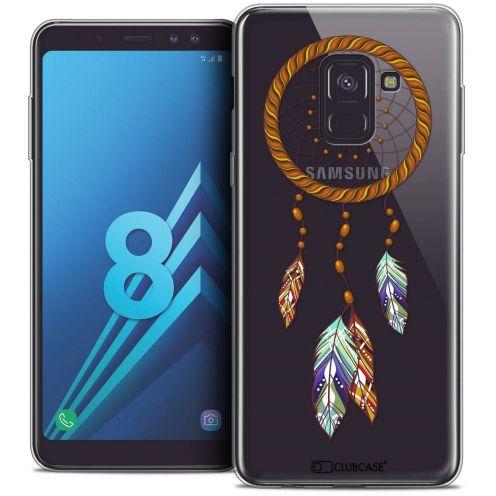 """Coque Crystal Gel Samsung Galaxy A8 (2018) A530 (5.6"""") Extra Fine Dreamy - Attrape Rêves Shine"""