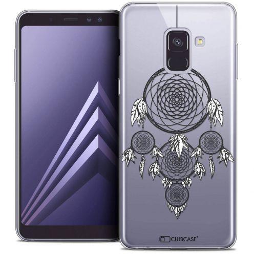 """Coque Crystal Gel Samsung Galaxy A8+ (2018) A730 (6.0"""") Extra Fine Dreamy - Attrape Rêves NB"""
