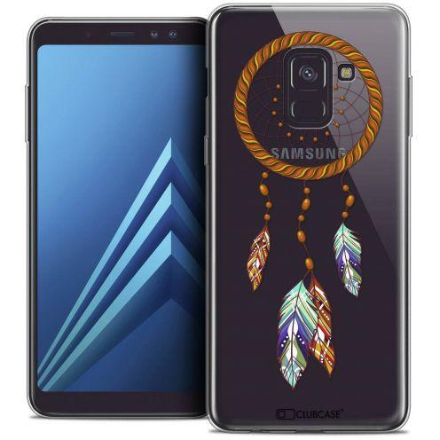 """Coque Crystal Gel Samsung Galaxy A8+ (2018) A730 (6.0"""") Extra Fine Dreamy - Attrape Rêves Shine"""