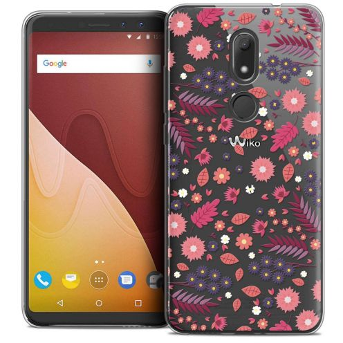 "Coque Crystal Gel Wiko View PRIME (5.7"") Extra Fine Spring - Printemps"