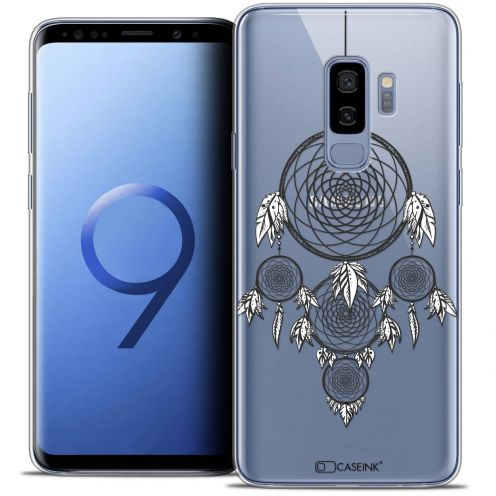 "Coque Crystal Gel Samsung Galaxy S9+ (6.2"") Extra Fine Dreamy - Attrape Rêves NB"