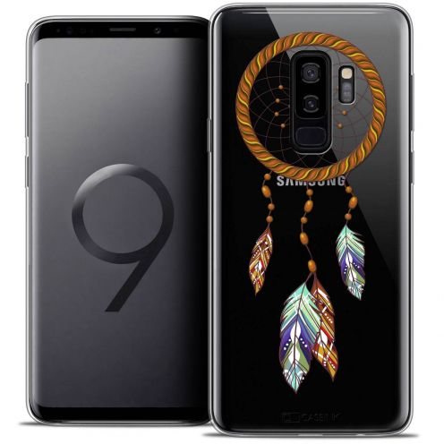 "Coque Crystal Gel Samsung Galaxy S9+ (6.2"") Extra Fine Dreamy - Attrape Rêves Shine"