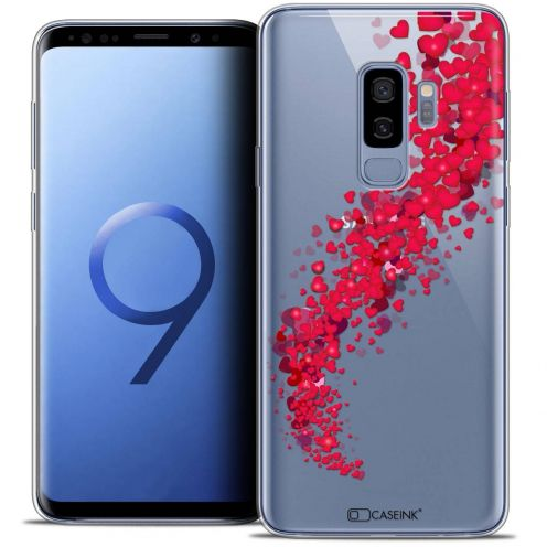 "Coque Crystal Gel Samsung Galaxy S9+ (6.2"") Extra Fine Love - Tornado"