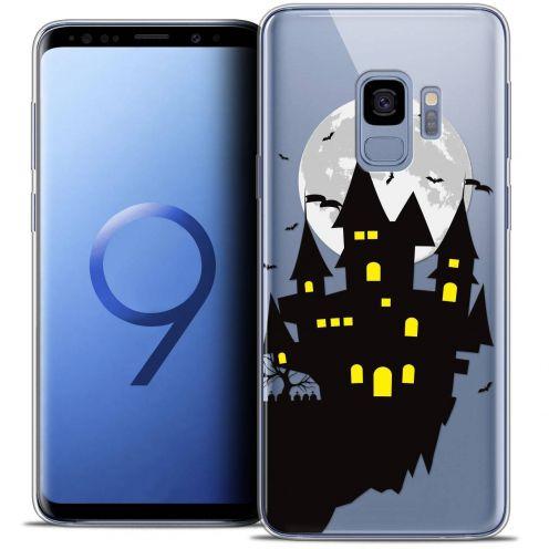 "Coque Crystal Gel Samsung Galaxy S9 (5.8"") Extra Fine Halloween - Castle Dream"
