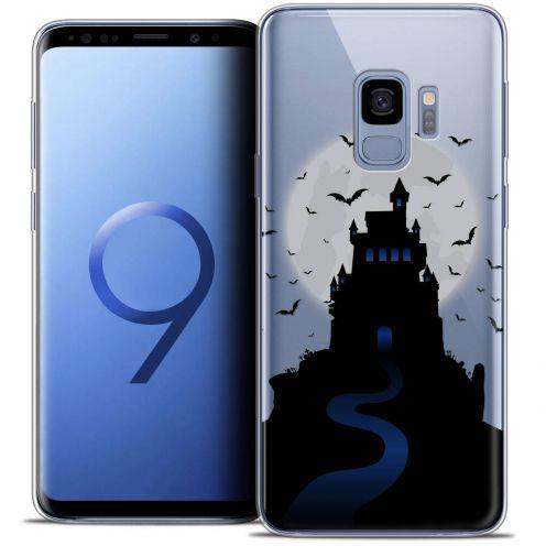 """Coque Crystal Gel Samsung Galaxy S9 (5.8"""") Extra Fine Halloween - Castle Nightmare"""