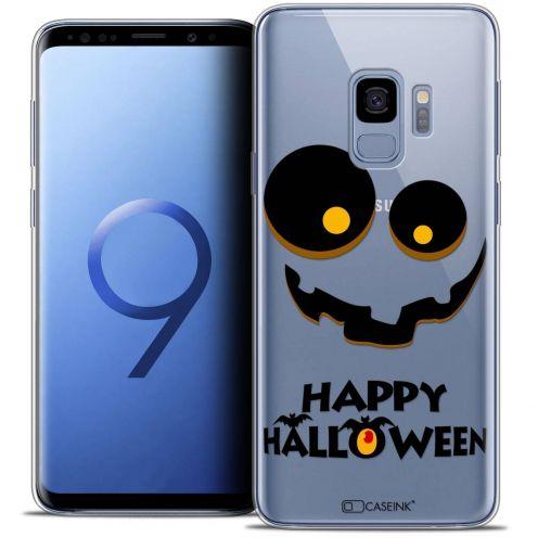 """Coque Crystal Gel Samsung Galaxy S9 (5.8"""") Extra Fine Halloween - Happy"""
