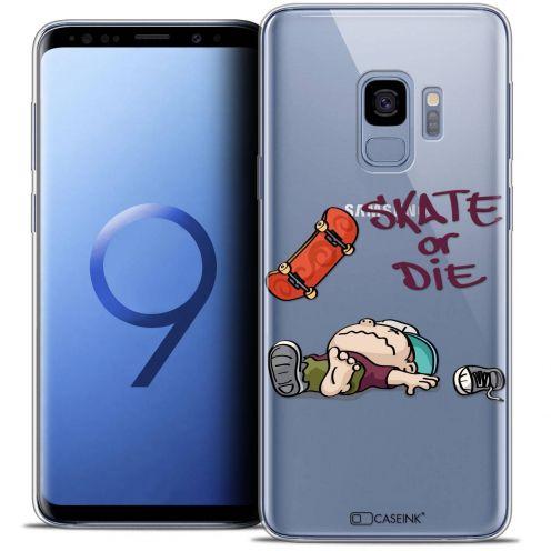"Coque Crystal Gel Samsung Galaxy S9 (5.8"") Extra Fine BD 2K16 - Skate Or Die"