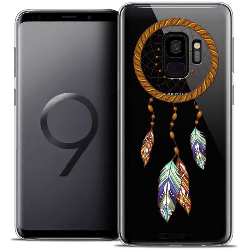 "Coque Crystal Gel Samsung Galaxy S9 (5.8"") Extra Fine Dreamy - Attrape Rêves Shine"