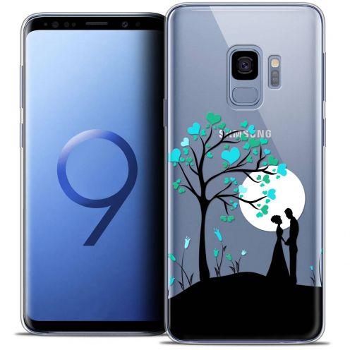 "Coque Crystal Gel Samsung Galaxy S9 (5.8"") Extra Fine Love - Sous l'arbre"