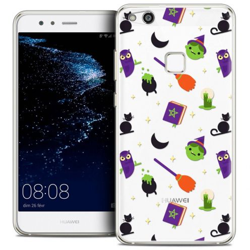 "Coque Crystal Gel Huawei P10 LITE (5.2"") Extra Fine Halloween - Witch Potter"