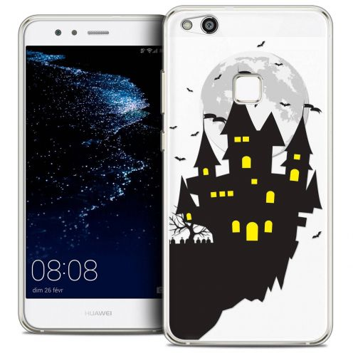 "Coque Crystal Gel Huawei P10 LITE (5.2"") Extra Fine Halloween - Castle Dream"