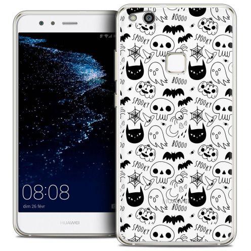 "Coque Crystal Gel Huawei P10 LITE (5.2"") Extra Fine Halloween - Spooky"