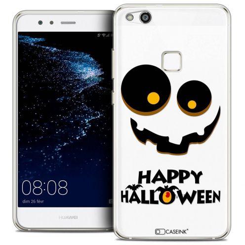 "Coque Crystal Gel Huawei P10 LITE (5.2"") Extra Fine Halloween - Happy"
