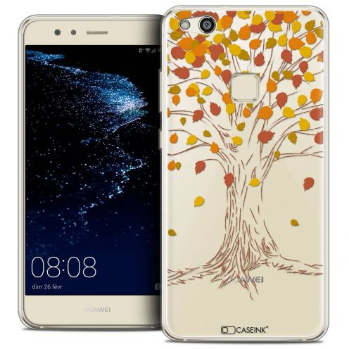 "Coque Crystal Gel Huawei P10 LITE (5.2"") Extra Fine Autumn 16 - Tree"
