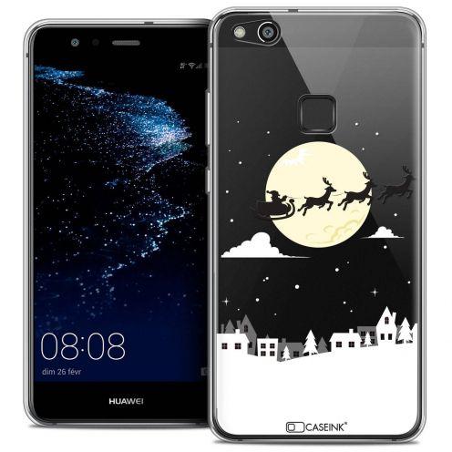 "Coque Crystal Gel Huawei P10 LITE (5.2"") Extra Fine Noël 2017 - Flying Stanta"