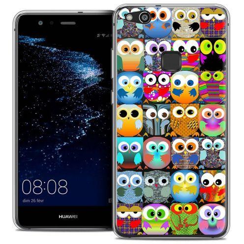 "Coque Crystal Gel Huawei P10 LITE (5.2"") Extra Fine Claude - Hibous"