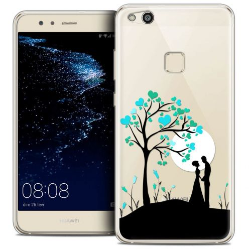 "Coque Crystal Gel Huawei P10 LITE (5.2"") Extra Fine Love - Sous l'arbre"