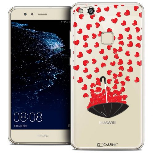 "Coque Crystal Gel Huawei P10 LITE (5.2"") Extra Fine Love - Parapluie d'Amour"