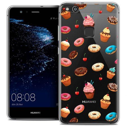 "Coque Crystal Gel Huawei P10 LITE (5.2"") Extra Fine Foodie - Donuts"