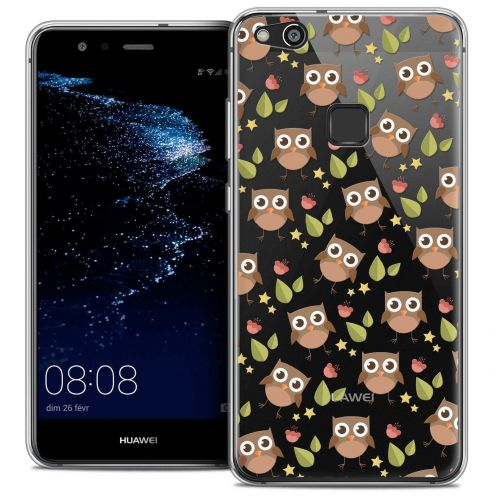 "Coque Crystal Gel Huawei P10 LITE (5.2"") Extra Fine Summer - Hibou"
