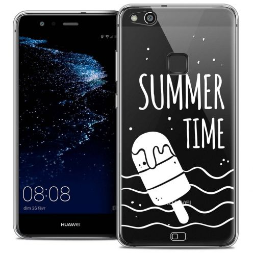 "Coque Crystal Gel Huawei P10 LITE (5.2"") Extra Fine Summer - Summer Time"