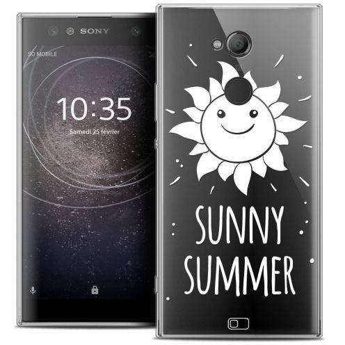 "Coque Crystal Gel Sony Xperia XA2 ULTRA (6"") Extra Fine Summer - Sunny Summer"