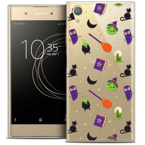 """Coque Crystal Gel Sony Xperia XA1 PLUS (5.5"""") Extra Fine Halloween - Witch Potter"""