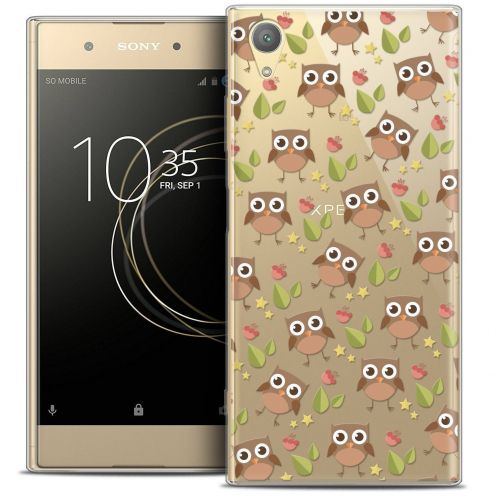 "Coque Crystal Gel Sony Xperia XA1 PLUS (5.5"") Extra Fine Summer - Hibou"