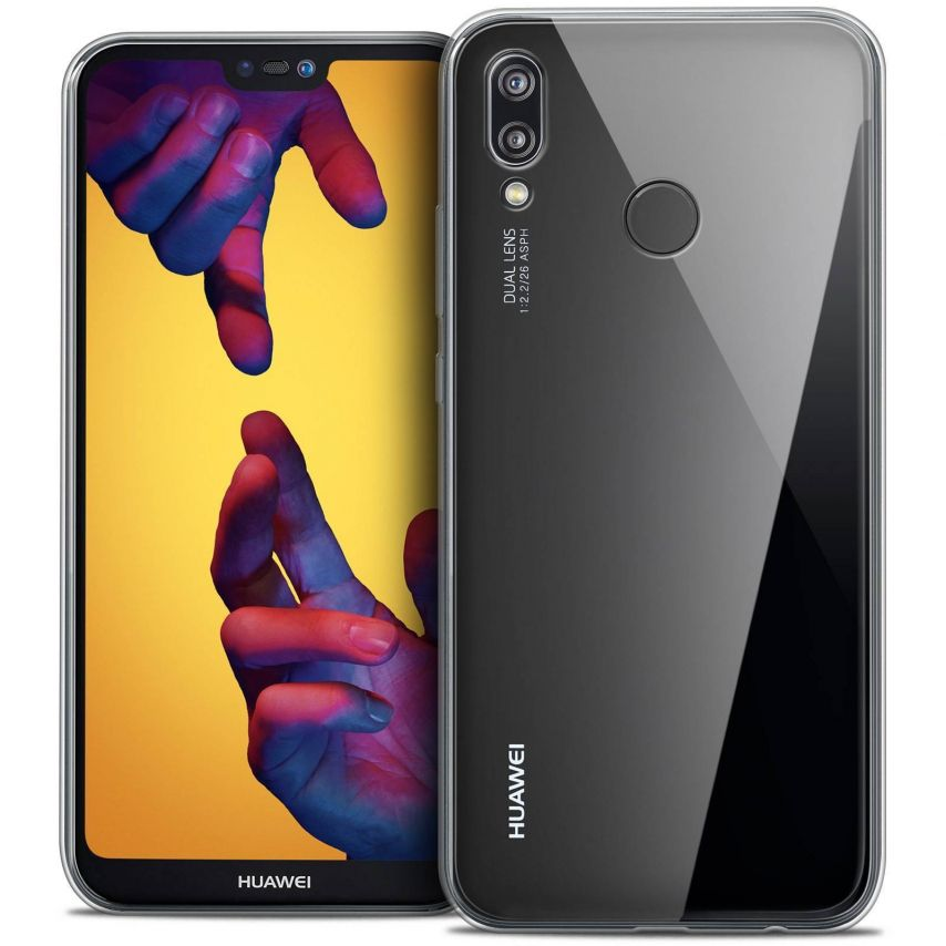 """Coque Huawei P20 LITE (5.84"""") Extra Fine Souple Crystal Clear"""