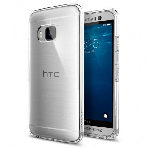Coque HTC One M9 SGP Spigen® Ultra Hybrid Crystal Clear