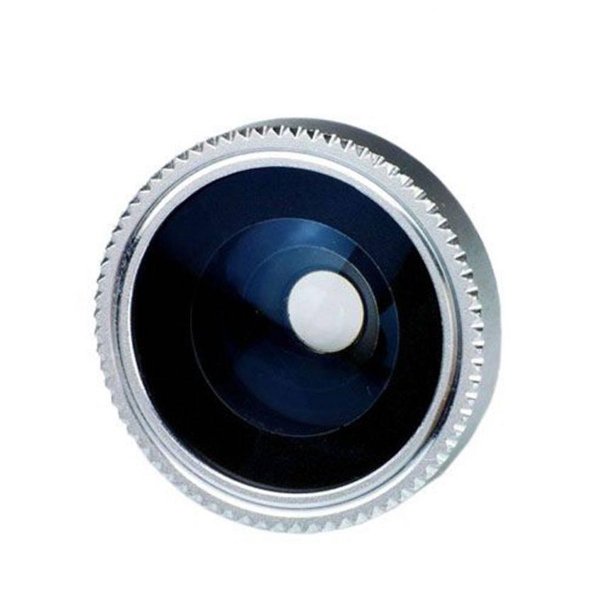 Visuel supplémentaire de Objectif Fish-Eye 180° Magnetique Photo / Video iPhone 3G / iPhone 4 / 4S